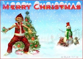 Merry Christmas To All by im1happy