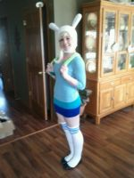Fionna Cosplay by Bobbledor