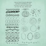 PS Brushes: Circles by HGGraphicDesigns