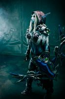Sylvanas by Narga-Lifestream
