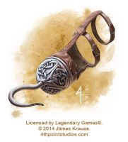 Pirate's Hook for Legendary Games by JamesJKrause