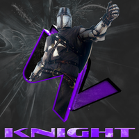 WaFP Knight Profile Pciture by MLPxCarbonDesigns