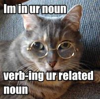 The Lolcat Syntax by SmallChange