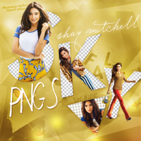 PNG PACK (167) Shay Mitchell by DenizBas