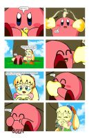 Kirby WoA Page 135 by KingAsylus91