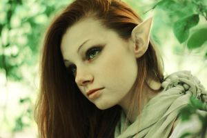 elf by PinkaPhotography