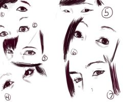Eyes by adell14