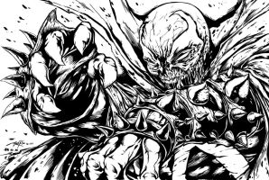 Spawn Digi Inks by Ta2dsoul