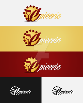 Epicerie Logo by CoolDes