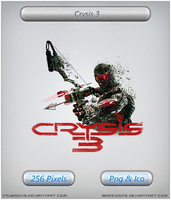 Crysis 3 - Icon by Crussong
