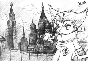 Yuriy - Spirit of Russia by Autumn-Sacura