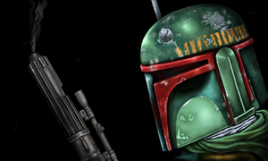 Boba Fett by guen20