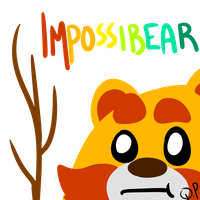 Imossibear by QuinePeather