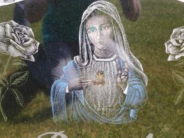 Mother Mary by GUDRUN355