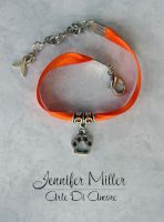 The No Kill Bracelet to benefit Animal Charities by ArteDiAmore
