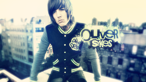 Oli sykes wallpaper by NewX4