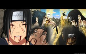 In memoriam Itachi by Wellow358