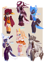bae adopts // closed // by Mordekaih