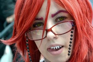Grell : 'You drive me crazy' by Hirako-f-w