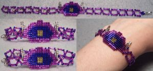 Shockwave Bracelet by wickedorin