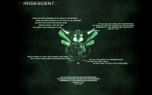 Linkin Park Iridescent 2.0 by DesignsByTopher