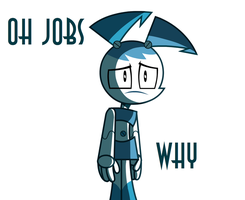 Oh Jobs, Why by Natezilla10000