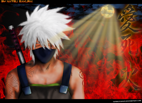 Naruto - Kakashi Life Art 2014 by TRANSFORUA