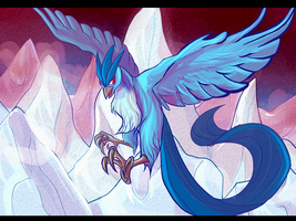 Articuno by nuclearflytrap