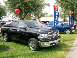 2009 Dodge Ram 1500's by LDLAWRENCE
