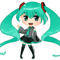 Animated Miku! by KT-Chewy