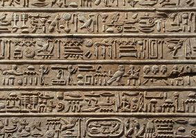 Hieroglyphics by myp55