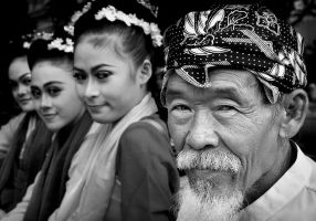 Two Generations by djati