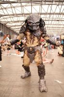 Bone-Hunter at Chinajoy2010 by Uratz-Studios