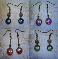 Mother of Dragons Earrings by Onlystar