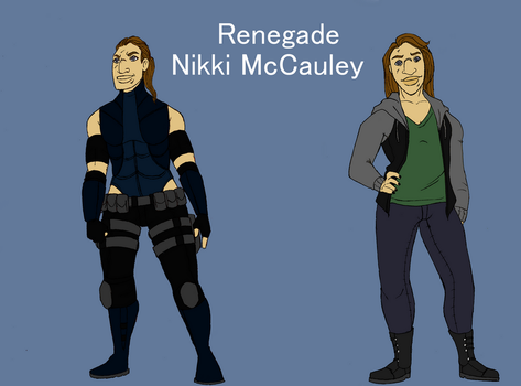 Profile: Renegade by WickedStellar