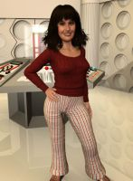 Sarah Jane Smith - New and Improved #4 by MattBrewer