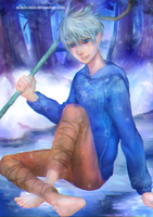 ROTG: Jack Frost by kuroi-onee