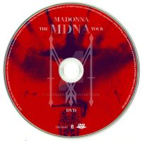 The MDNA Tour dvd disc by Ludingirra