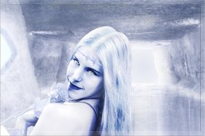 Ice Prinses by FrankAndCarySTOCK