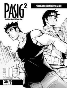 Pasig 2 Chapter 2 cover by tagailog
