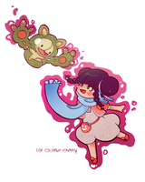 For Coconut-Cherry by tabby-like-a-cat