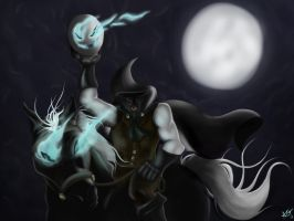 Cry - The Headless Horseman by NyahNikki