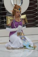 Princess Zelda by CrystalPanda