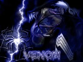 venom wall by theundead01