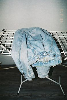 Untitled [Denim jacket] 2013 by geonebieridze