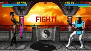 MK - Kombat Tomb Arena in HD by molim
