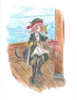 A pirates life for me nya by MewKaylathevampire