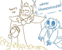 WATER THOOOOSE by Gameaddict1234