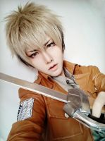 Jean Killstien Cosplay by AimCosplayer