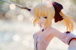 Saber Lily by Bellechan